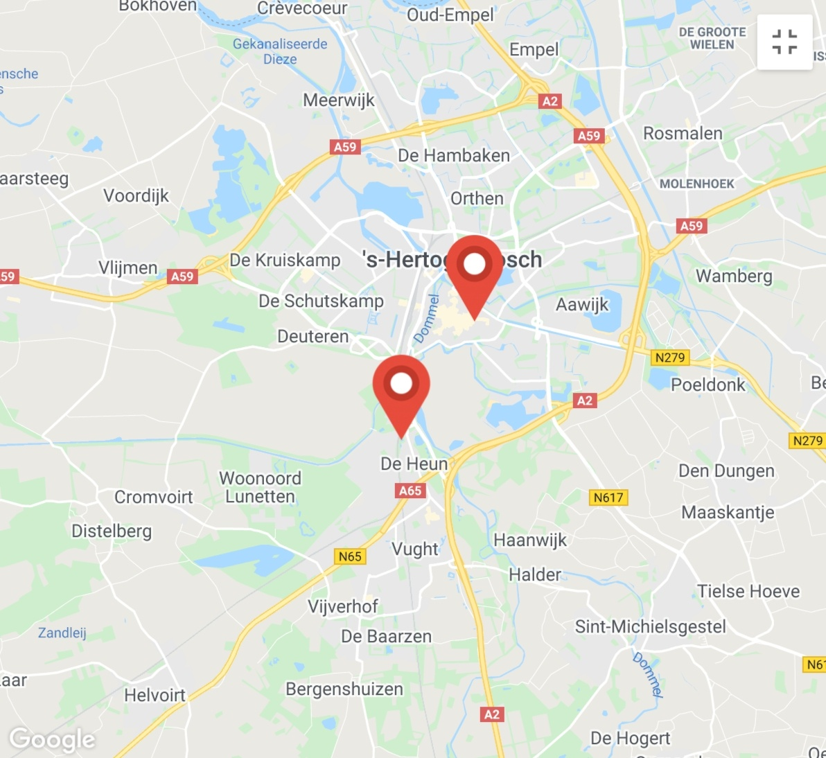 Corona testlocaties Den Bosch - coronatest-vught.com